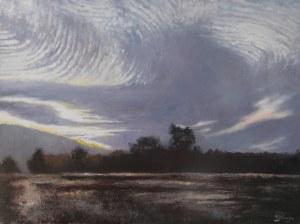 Konrad Hamada, Wschód słońca, 2021