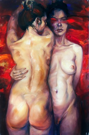 Krystyna Khvostyk, Passion, 2021