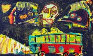 Michał Ostrowski, Letni autobus, 2021