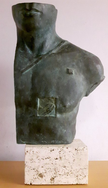 Igor Mitoraj, Asklepios