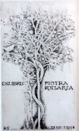 Ryszard Stryjec, Exlibris Piotra Kotlarza