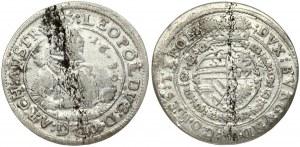 Austria 10 Kreuzer 1630 Leopold(1626-1632). Obverse: Armoured portrait of Leopold V. of Habsburg; value below...