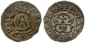 Germany 1 Schilling OLDENBURG (1614-1622).  Anton Günther(1603-1667). Schilling undated; Jever...