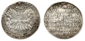 Germany SAXE-WEIMAR 1/24 Thaler (Groschen) 1662 Death of Wilhelm IV. Wilhelm IV(1640-1662). Obverse...
