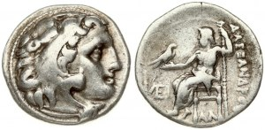 Greece Kingdom of Macedon 1 Drachm Alexander III the Great(336-323 BC). Obverse...
