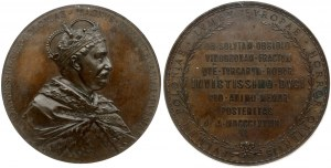 Poland Medal Commemorating the 200th anniversary of the Battle of Vienna 1883. Designed by Jozef Tautenhayn; Vienna...