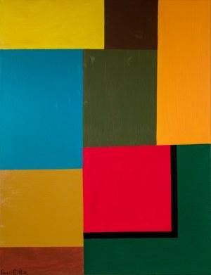 Tobiasz Kenio (ur. 1979), Abstrakcja (IV), 2018