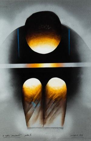 Witold Kaczanowski (ur. 1932), Z cyklu Samotność, 1969