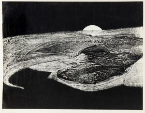 Henryk Opałka (1929 - 2018), Ziemia-planeta, 1980