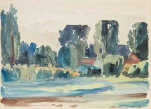 Józef Skrobiński (1910-1979), Fragment parku I
