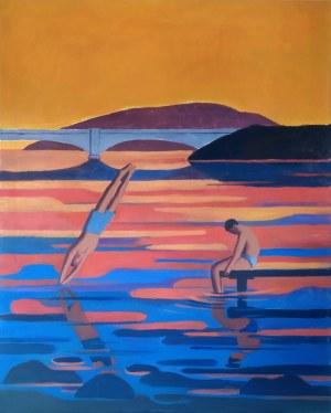 Artur Grucela (ur. 1987), Golden Hour, 2020