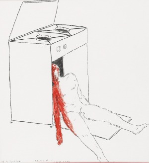 Remigiusz BORDA (ur. 1965), Arlekin, 2004