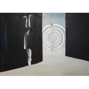 Wanda Badowska-Twarowska, Interference - dwie, 2011