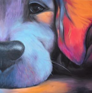 Agnieszka Stachowska, Pies w kolorze blue