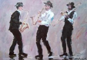 Jerzy Cichecki, Jazz & soul