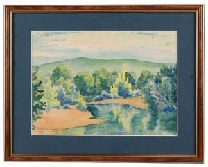 Roman BILIŃSKI (1897-1981), Pejzaż górski z Ömerli, 1934