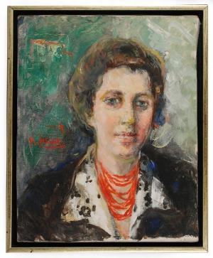 Roman BILIŃSKI (1897-1981), Marysia, 1973