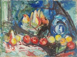Roman BILIŃSKI (1897-1981), Owoce [Frutta], 1962