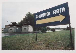 Chris Niedenthal (Ur. 1950), Centrum Fiata, 1982