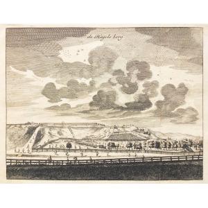 GDAŃSK, Fort Grodzisko (Góra Gradowa), według rys. gdańskiego architekta miejskiego Petera Willera, pocho ...