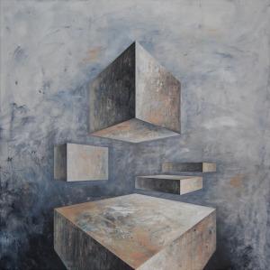 Iwona Gabryś, Kompozycja nr 19, 2017