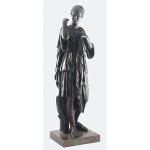 Ferdinand BARBEDIENNE (1810-1892) - odlewnia, Diana z Gabii