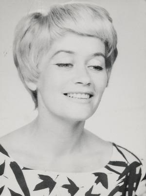 Zofia NASIEROWSKA (1938-2011), Para portretów Aliny Janowskiej