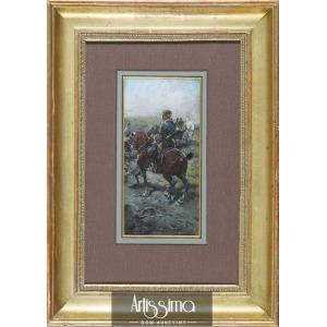 Konarski Jan, Jeździec na drodze