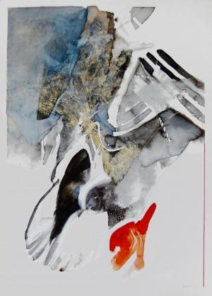 Sylwia Zdzichowska, Aquarelle XIII, 2016