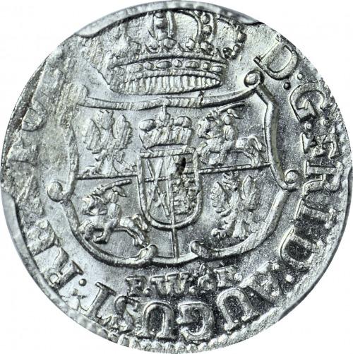 August III Sas, 1/24 talara 1756 FWoF
