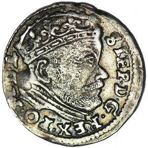 Stefan Batory, Trojak 1586 Wilno