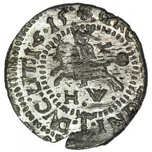 R-, Zygmut III Waza, Grosz 1615 H-W(kropki), Wilno, R4, T.6