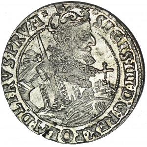 Zygmunt III Waza, Ort 1623 Bydgoszcz, piękny