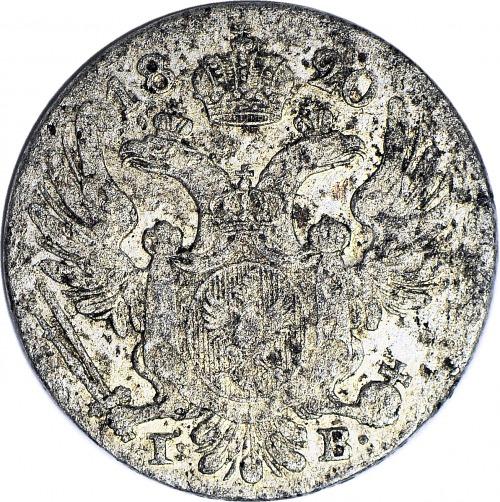 R-, Królestwo Polskie, 10 groszy 1820 IB, Berezowski 10 zł