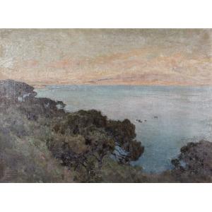 Harrison Edward COMPTON, ZATOKA NEAPOLITAŃSKA, 1924