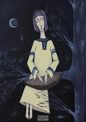 Tatsiana Bulyha (Ur. 1996), Bez tytułu, 2017