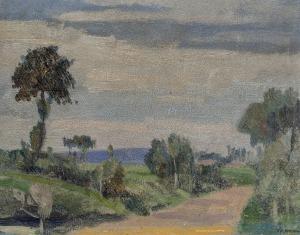 """Jan Wojnarski (1879-1937), """"Niedźwiedzia"""", 1921"""