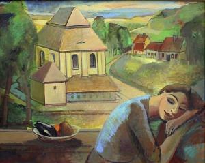 Anna Karpowicz – Westner (ur. 1951), Lato w Sz., 2010 r.