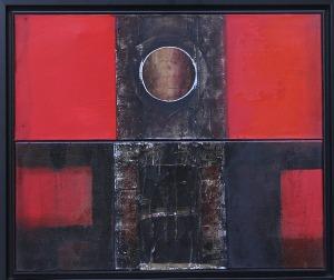 Magdalena Daniec (ur. 1974), Dyptyk 2, 2015 r.