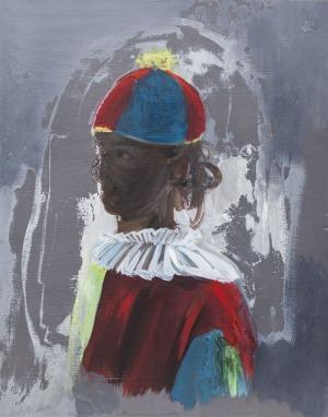 Agata Nowosielska, Pierrot (2015)