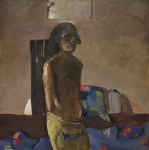 Kacper Woźny, Autoportret interpercepcyjny 2, 2017