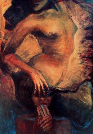 Katarzyna Tchórz, Opętanie