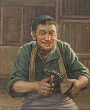 Konstanty SZEWCZENKO (1910-1991), Szewc