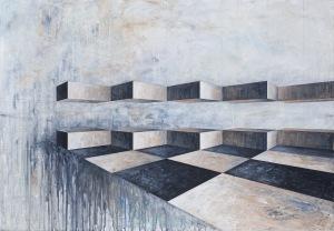 Iwona Gabryś, Kompozycja nr 119, 2017