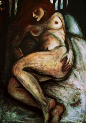 Katarzyna Tchórz, Rosemary's lullaby, 2014