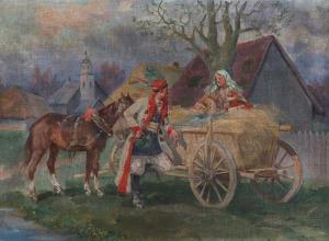Marian NOWICKI, KRAKUS I DZIEWCZYNA