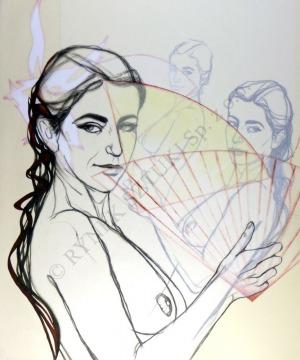 Joanna Konieczna-Zapart, Wachlarz (2017)