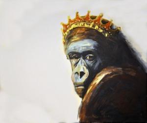 Katarzyna Kobylarz, Królowa małp