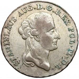 Poniatowski, Dwuzłotówka 1787 E.B. - nowy typ