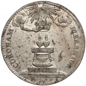 August III Sas, Dwugrosz zaślubinowy 1738